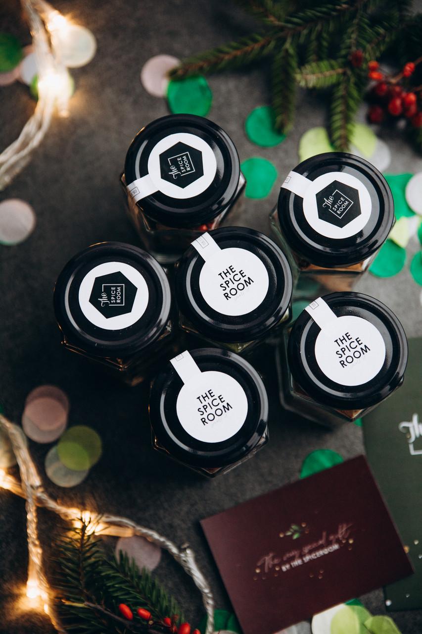 Подарочный набор The Spicebox / Крафт Spice 1 (Набор Специй)