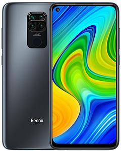 Смартфон Xiaomi Redmi Note 9 3/64GB Onyx Black EU Международная версия NFC