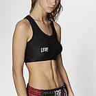 Защита груди женская Leone Black M, фото 4