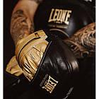 Лапы боксерские Leone Power Line Black, фото 4