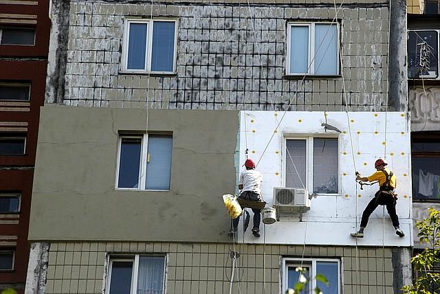 """Утепление квартир от компании """"Тепла Квартира"""""""
