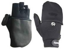 Перчатки Fishing ROI WK-06 black XL