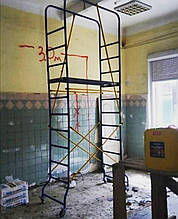 Подмости строительные Мастерок- 3  размер настила 0.46 х 1.51 (м)