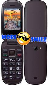 Телефон Maxcom MM818 Black Гарантія 12 місяців