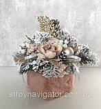 Новогодняя композиция, фото 6