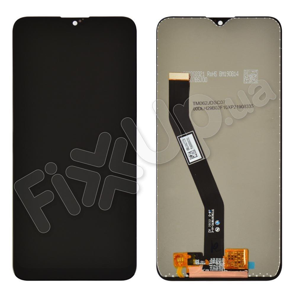 Дисплей для Xiaomi Redmi 8, Redmi 8A с тачскрином в сборе, цвет черный, уценка