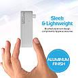 USB Type-C Хаб Promate macHub12 Silver (Распакован), фото 3