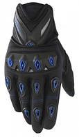 Мотоперчатки SCOYCO MС10   black blue