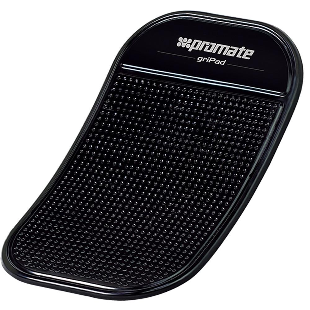 Анти-скользящий коврик Promate GriPad Black (Распакован)