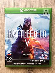 Battlefield 5 (рус. суб.) (б/у) Xbox One