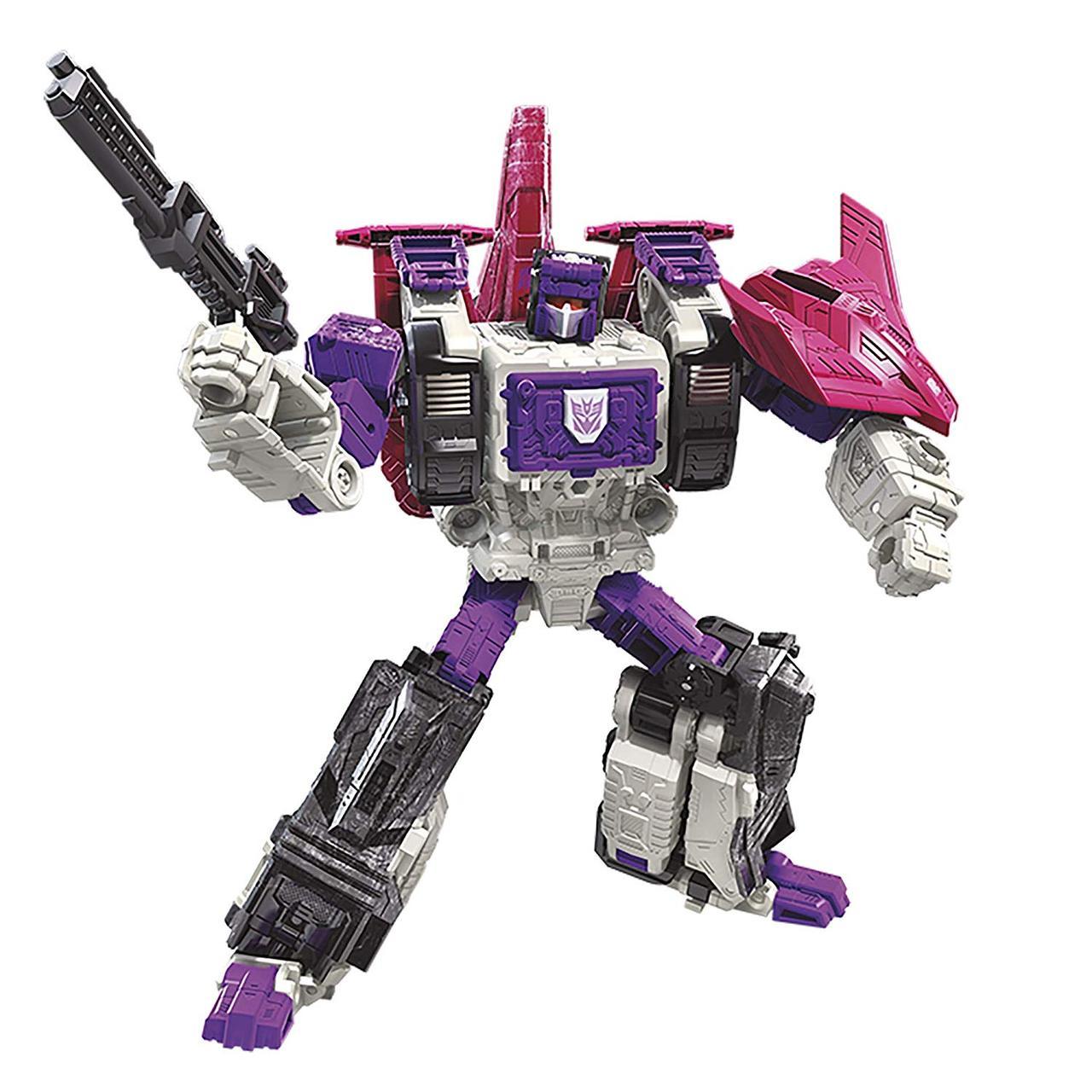 Transformers Трансформер колекційний Конструктікон Скрепметал 14 см Studio Series 41 Deluxe Scrapmetal