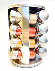 Набор специй в металлической подставке 16 штук
