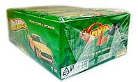 Жевательные резинки HotWheels - арбуз, 20 пластинок