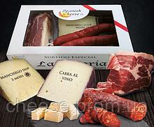 Подарочный набор Spanish Cheese роскошный подарок