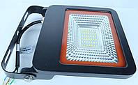 LED Прожектор черный с радиатором 30W 6500K, фото 1