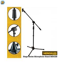 Стойка для микрофона Hercules MS432B