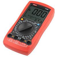 UT58B Портативный мультиметр UNI-T. Ток AC\DC напряжение AC\DC, сопротивление, емкость, частота