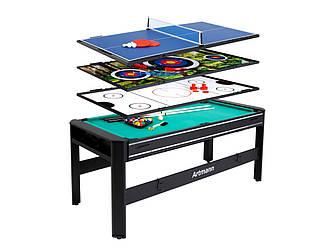 Ігровий стіл Twist 4в1