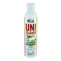 Жидкость для снятия липкого слоя зеленый чай 250 мл Cleanser Nila