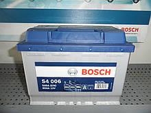 Автомобильный, аккумулятор, BOSCH 0092S40060, S4 60Ah+-,АКБ.