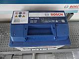 Автомобильный, аккумулятор, BOSCH 0092S40060, S4 60Ah+-,АКБ., фото 4