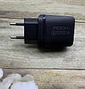 Зарядный блок ROCK Quick Charge 3.0 5V 3A для Xiaomi Samsung Apple iPhone Huawei Samsung Быстрая зарядка, фото 2