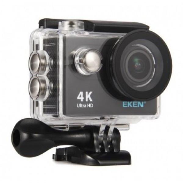 Экшн-камера EKEN B5R 1080P с пультом Черный