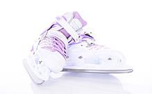 Раздвижные коньки Tempish CLIPS ICE GIRL размер 29-32, 33-36, 37-40, фото 3