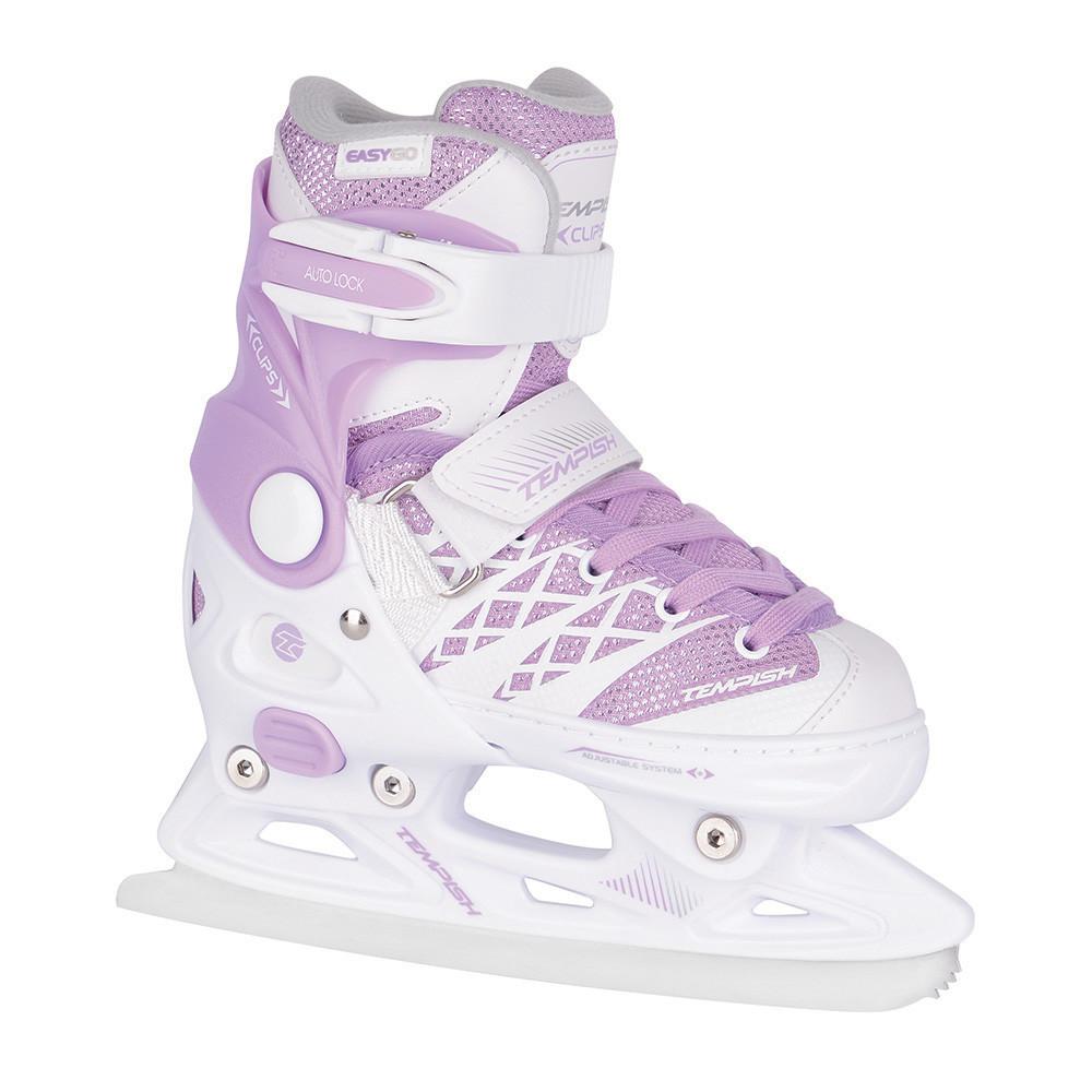 Раздвижные коньки Tempish CLIPS ICE GIRL размер 29-32, 33-36, 37-40