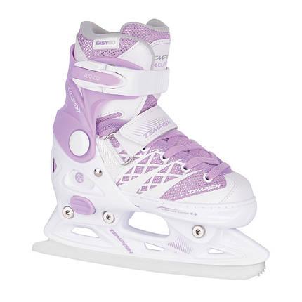Раздвижные коньки Tempish CLIPS ICE GIRL размер 29-32, 33-36, 37-40, фото 2