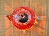 Чайник стеклянный. Подставка для чайника. Набор., фото 5
