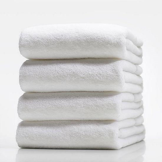 Полотенце махровое банное от 10шт