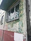 Грати віконні труба 15х2, фото 7