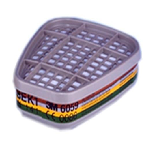 Фильтр 3М 6059 ABEK1