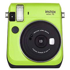 Фотокамера моментальной печати Fujifilm Instax Mini 70 EX D Green