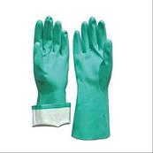 Нитриловые химстойкие перчатки