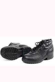 Ботинки кожаные облегченные