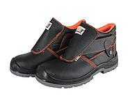 Ботинки сварщика WE2 S1 SRC с мет.подноском, фото 1