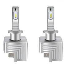 Світлодіодна лампа цоколь H1, 9S, 6000К, 8500 lm 40W, 9-36В
