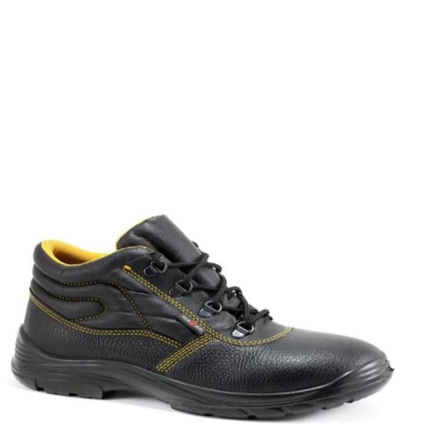 Ботинки рабочие, мет.носок, класс защиты S1, CI SRC