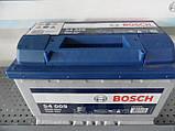 Автомобільний акумулятор BOSCH 0092S40090, 74Ah +-, 12V Bosch S40080 Silver 74 Ач, 278х175х190,АКБ, фото 3