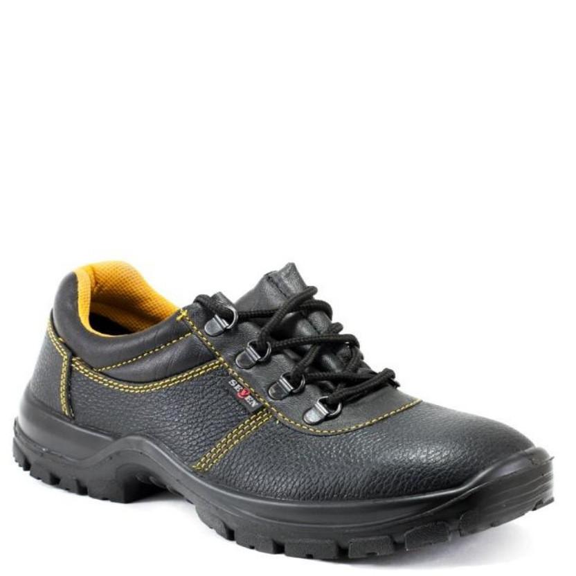 Полуботинки рабочие, мет.носок, класс защиты S1, CI SRC