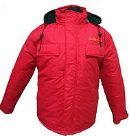 Куртка утепленная мужская на флисе