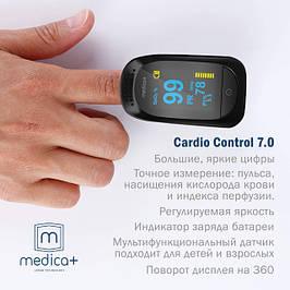 Пульсоксиметры MEDICA+