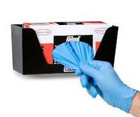 Нитриловые перчатки одноразовые синие COLAD (100 шт) XL
