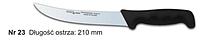 Нож № 23 для полуфабрикатов 180мм
