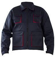 Куртка рабочая Standart темно-синяя, фото 1
