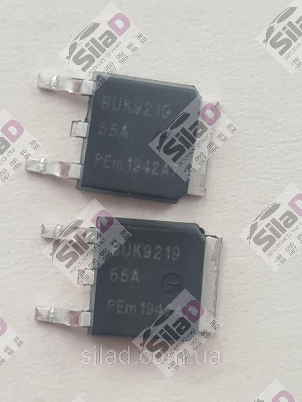 Транзистор BUK9219-55A NXP Semiconductors корпус DPAK