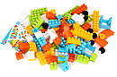 Конструктор ТЕХНОК Building blocks 90 делатей, арт. 6573, фото 6