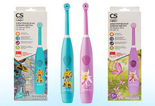 Електричні зубні щітки Medica +